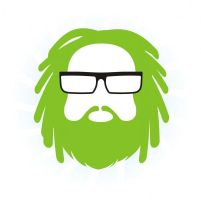 Dread Beard logo by plastic-rasta