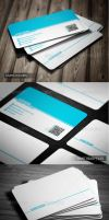 Corporate Business Card by vitalyvelygo