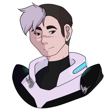 Black Paladin by spaceebearr