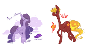 Aw snap got some ponies up in here by AnonymousPhoenix