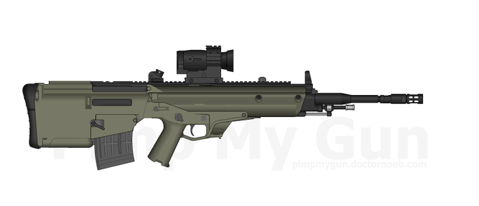 FAF-MH47 DMR by Maverick1313