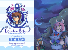 Business Card 2016 by ClefdeSoll