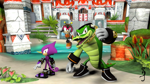 Team Chaotix by SantaJack8