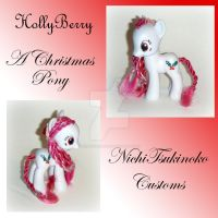 Holly Berry: A Christmas Pony by NichiTsukinoko