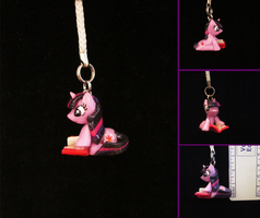 Twilight Sparkle Charm by minnichi