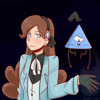 Reverse Mabel And Will by isaya-nee