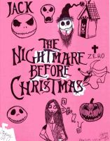 The Nightmare Before Christmas by InkMunkY