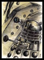 Asylum Of The Daleks. by purgatoryboy