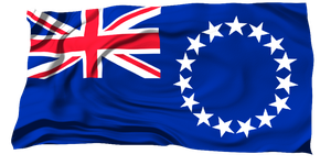 Flags of the World: The Cook Islands by MrAngryDog