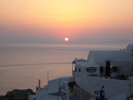 Santorini, Greece 1 by georgeveis