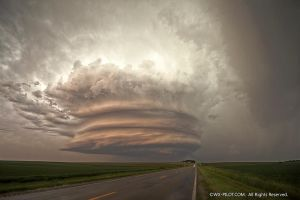 West Point Nebraska Storm 6.14.13 by CRELLIOTT0302