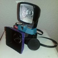 Self made lens hood by engineerJR