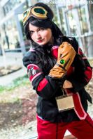 Anime Boston 2015 - Asami(PS) 05 by VideoGameStupid