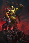 FOR THE HORDE! by TyphonArt