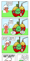 DBZ:Jeice's Toffee Apple House by Weasley-Detectives