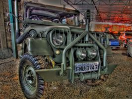 Carro hdr 4 by ivanicska
