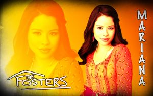 The Fosters Wallpaper - Mariana by CertainlyLostFameGal