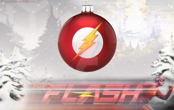 The Christmas Flash by Juniorph