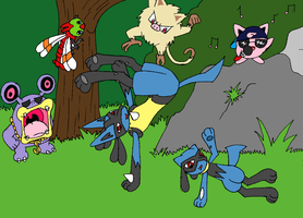 Pokemon Streetdanceing by Omis-11
