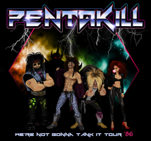 80s Pentakill by lsomething