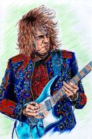 Glenn Tipton by the-ChooK