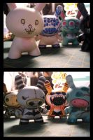 It's a little bit Dunny by JessiBeans