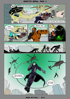 DU October 2013: Monster Brawl Page 3 by VexusVersion