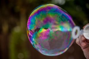 Bubble by BusterBrownBB