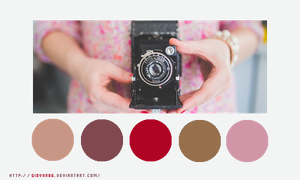 Color palette 005 by Giovyn86