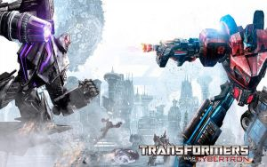 Transformers: War for Cybertron by gamergaijin