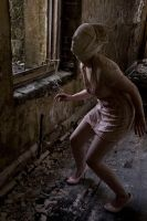 Silent Hill Nurse by anglesinflight