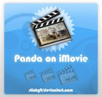 Panda on iMovie by Stinky9