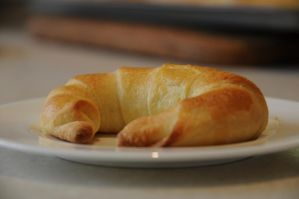 The Little Croissant by OpalMist