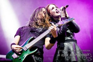 Epica at Masters of Rock 2014 by Alintje