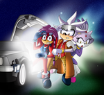 Back to the Future 10-21-15 by CyberTheHedgehog270