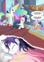 Rarity's Biggest Dream by labba94