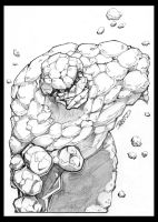 FFs Ben GRIMM - for THORCUS by rantz