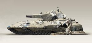 GCS-223 in Zone 10 Camouflage by Kalgrost