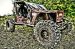 Car off-road in HDR by jaro3001