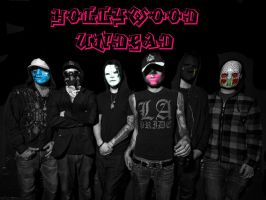 hollywood undead by kaye66uk
