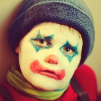 Vemund the clown by Kvikken