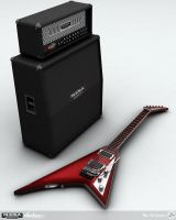 Jackson RR2 Rig by AfroAfroguy