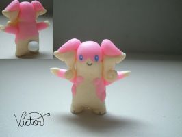 531 Audino by VictorCustomizer