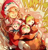 Aerobrake :: Merry Christmas Cielo by faluu