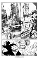 X-Men Pencils pg. 3 by ExecutiveOrder9066