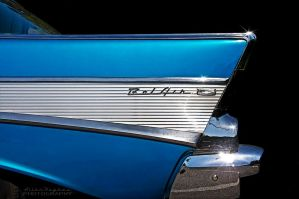 57 Bel Air by Allen59