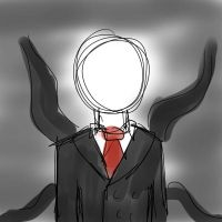Slenderman by Otackoon