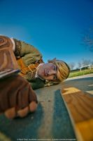 Zelda in Real Life: Smosh Shoot by GothamcityEscape