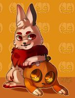 Neopets: Halloween by Byolith