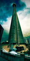 Cn tower_toronto_canada by spwam